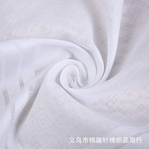 JIALI - Pañuelos cuadrados para hombre, 100% algodón, diseño de ...