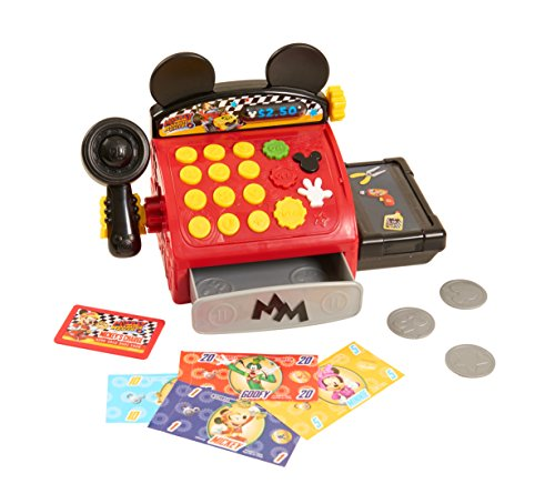 51RzpDvUD3L Mickey and the Roadster Racer Cash Register