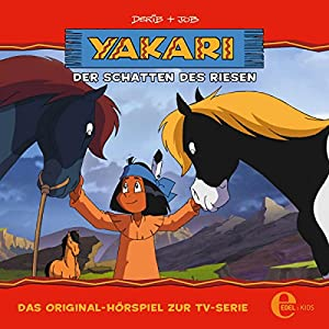 Yakari 23 Hörspiel