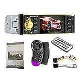 Mini tamaño Ligero 4.1 Pulgadas BT2.0 Colorido Monitor HD Reproductor Multimedia de Coche Radio FM MP5