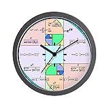 CafePress – Golden Ratio Math Clock Wall Clock – Unique Decorative 10″ Wall Clock