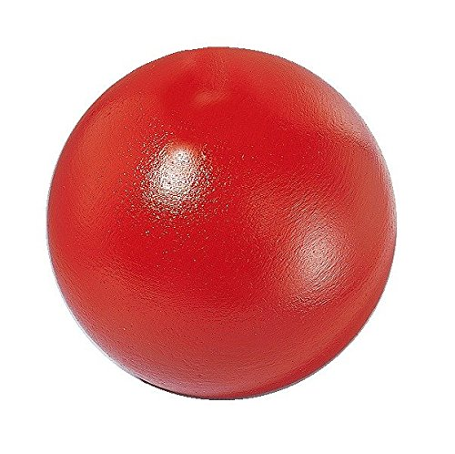 Sport-Thieme® Hochleistungs-Stoßkugel 5 kg, Rot, ø 110 mm