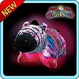 Dazzling Zebra Glow Pets