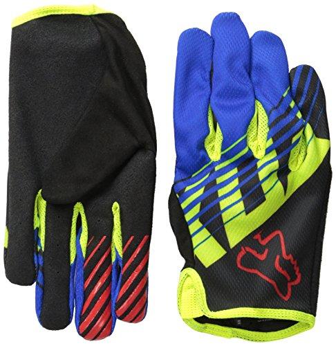 Fox Racing Demo Savant Glove Red