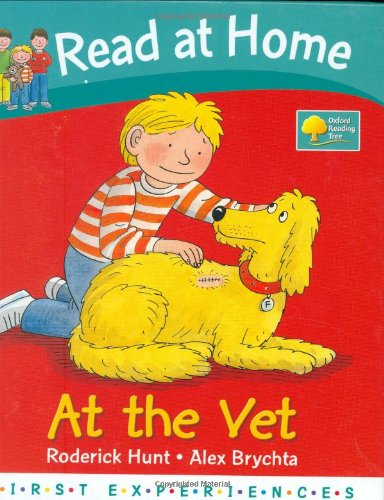 Download At the Vet (Read at Home: First Experiences) PDF
