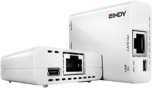 LINDY Digital Audio Extender CAT5 70466