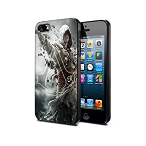 Assassin's creed 4 Game Ac08 Silicone Case Cover Protection For iPhone 5c @boonboonmart