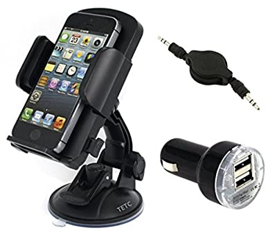 nGroove Grip Universal CD Slot Car Mount for Cell Phones and GPS Devices by Mountek