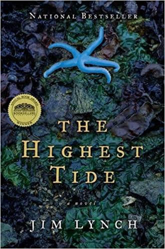 The Highest Tide by Jim Lynch front cover
