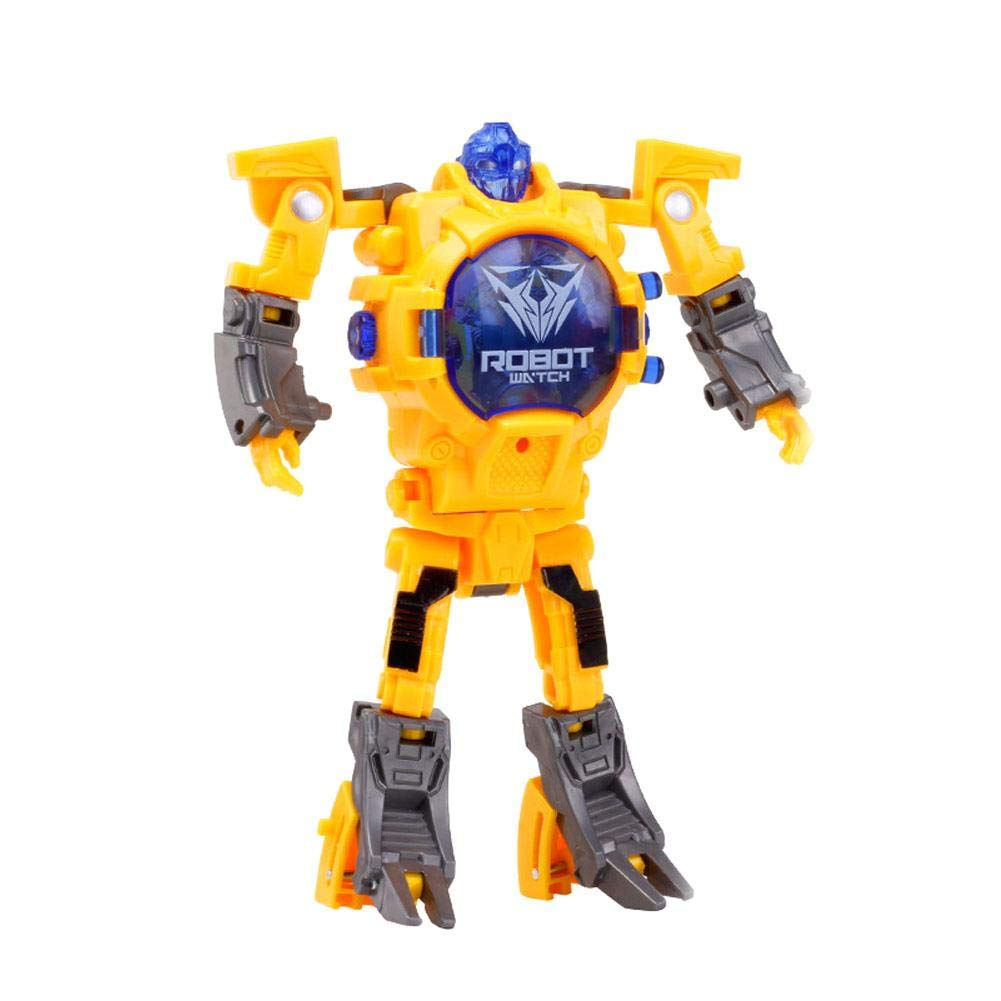 Amazon.com: Transformers Toys Kids Wrist Watches - Creative Digital Calendar Watches for Boys Cartoon Watches for Kids: Baby