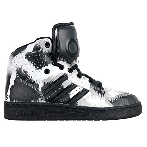 adidas - Chaussures montantes - Chaussure Instinct Hi Grey Leopard - Multicolor - 41 1/3