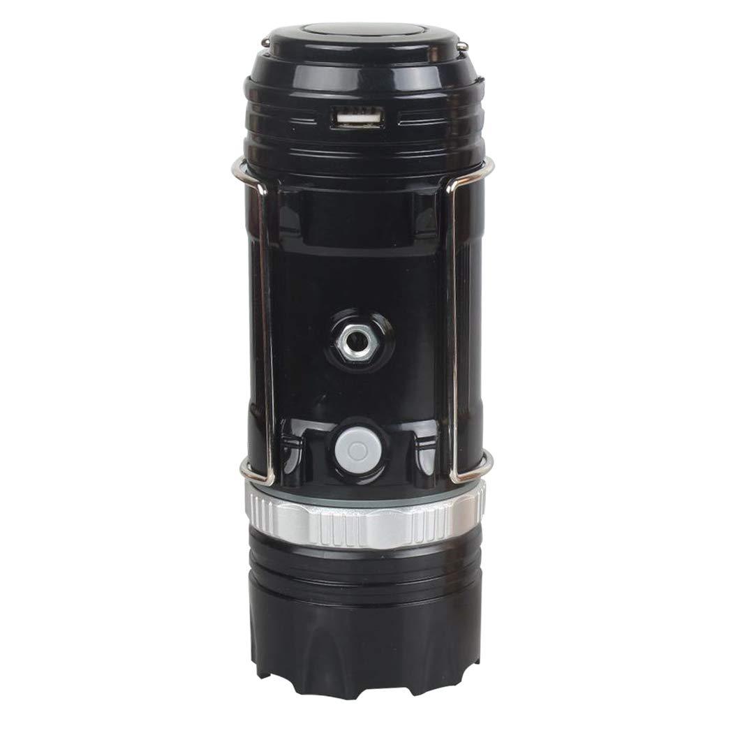 Fansport Lanterna da Campeggio A LED Portatile da Campeggio per Esterni