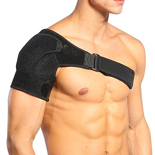 DOACT  Compression Shoulder Support Brace Adjustable Upper Arm and Shoulder...