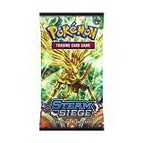 Pokemon TCG XY-Steam Siege 36-Pack Booster Box
