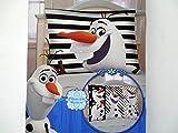 Disneys Frozen Reversible Olaf Pillowcase