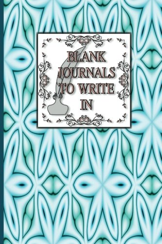 """Blank Journals To Write In: Blank Notebook Custom Journal Lined Paper 150 Pages 6""""x9"""" Glossy Cover Finish Book 20 pdf"""