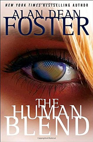 book cover of The Human Blend
