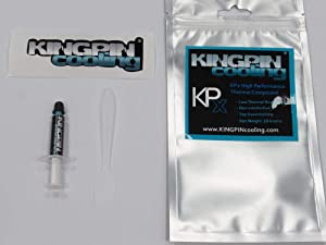 Kingpin Cooling KPx High Performance Thermal Compound 1.5G