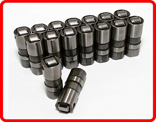 SET-16 ROLLER LIFTERS Fits: CHEVROLET GM LS1 LS2 LS7 350 4.8L 5.3L 5.7L 6.0L 6.2L (MADE IN USA)