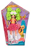 Expect the unexpected when the Lalaloopsy Girls attend (L.A.L.A Prep), the Lalaloopsy Academy for Learning Arts. They will take magical classes, share dorm rooms, secrets and lots of laughter. No matter what happens they will always be Stitch...
