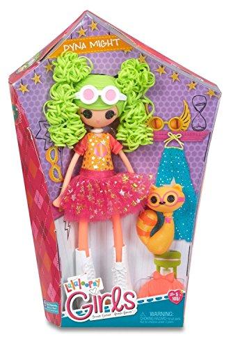 Lalaloopsy Girls Basic Doll- Dyna Might (Basic Doll)