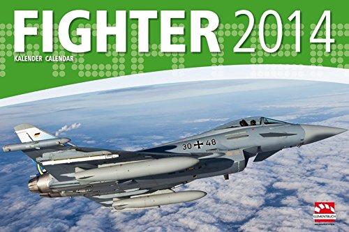 Fighter Flugzeuge Kalender 2014