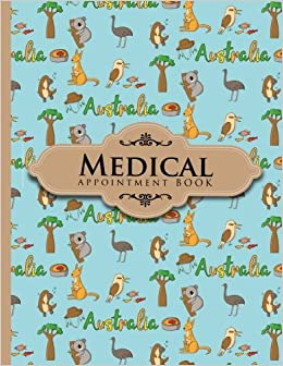 medical appointment book 2 columns appointment log book