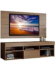 Rack com Painel para Tv até 65 Polegadas Madesa Miami 1 Porta