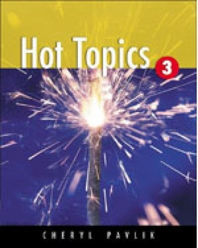 Hot Topics 3 (Student Book)