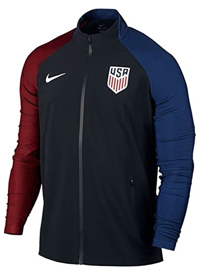 USA Elite Revolution Woven Mens Track Jacket