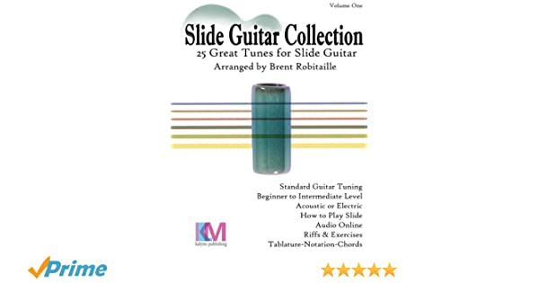 Amazon.com: Slide Guitar Collection: 25 Great Slide Tunes in ...