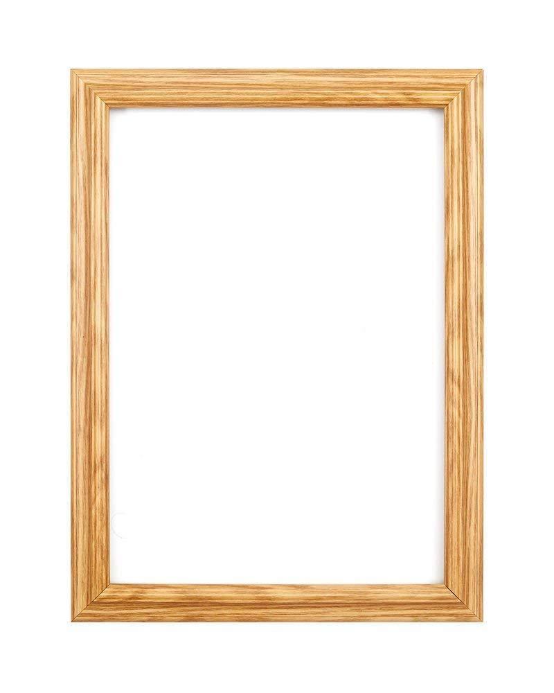 Memory Box Box Box elegant Reverse design Picture photo poster Frame con plastica glass-moulding 25 mm di larghezza e 18 mm di profondità 12  x 12  with Plastic Glass Reverse Oak | Buona qualità  | Buon design  | Ottimo mestiere  | Garanzia di qualità e 2d6f4a