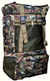 Hind Travelling Army Rucksack ,Water Proof Traking Military Backpack/Tourist Bag 75ltr.