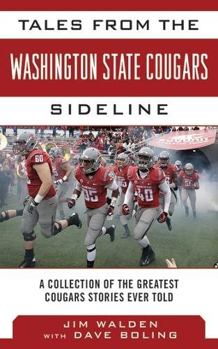 Washington Baseball Square (Tales from the Washington State Cougars Sideline: A Collection of the Greatest Cougars Stories Ever Told (Tales from the Team))