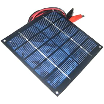 Cheap Solar Panels >> Amazon Com Sunnytech 1 25w 5v 250ma Mini Small Solar Panel Module