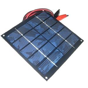 51jgKpHUYwL. SS300  - Sunnytech1.25w 5v 250ma Mini Solar Panel Gp116116-10b250