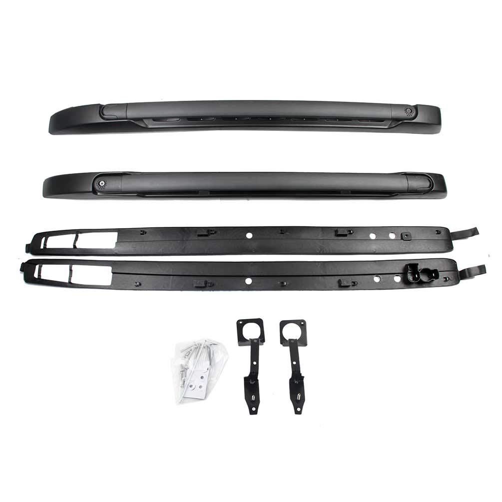 carsmile PT278-35130 for Toyota Tacoma 2005-2018 Double Cab OEM Factory Roof Rack Set