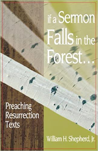 If A Sermon Falls In The Forest...