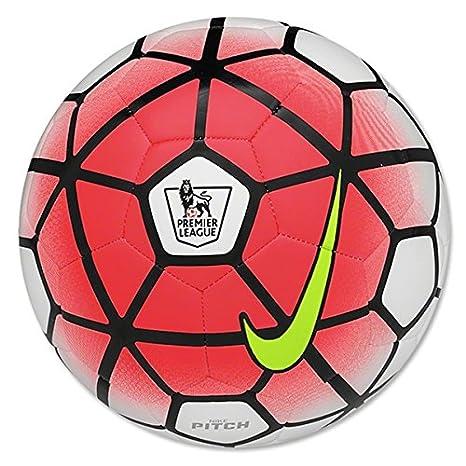 Premier League de Nike Pitch PL - Balón de fútbol, tamaño 3, Color ...