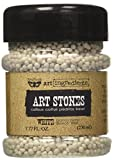 Prima Marketing 963705 Finnabair Art Ingredients Stones, 7.77 fl. oz, White