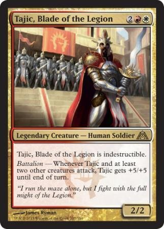 (Magic: the Gathering - Tajic, Blade of the Legion - Dragon's Maze - Foil)