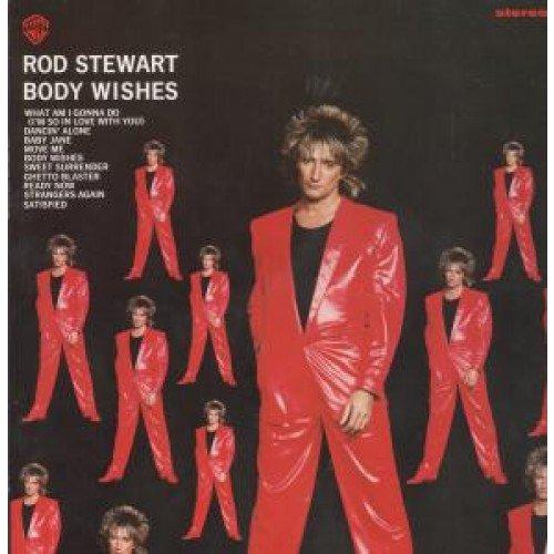 (Body Wishes LP (Vinyl Album) German Warner Bros 1983 )
