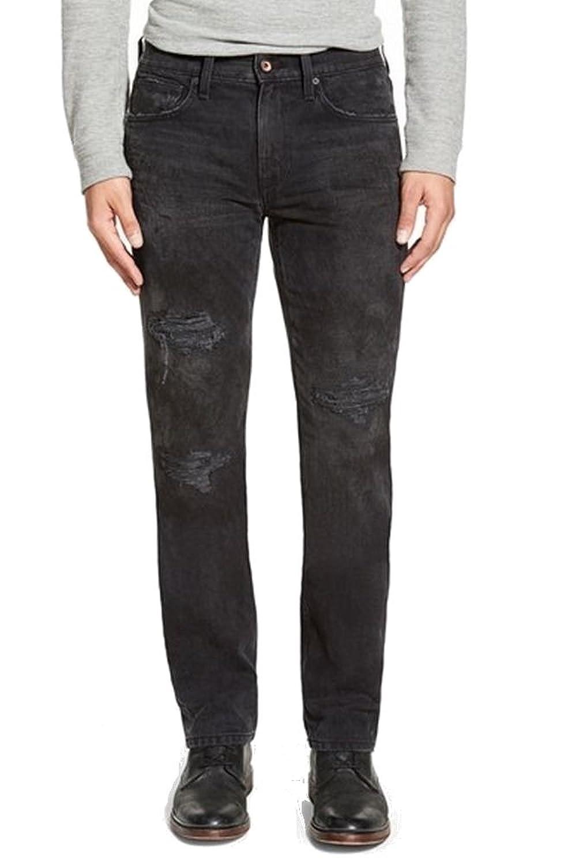 Joe S Mens 33x34 Distressed Classic Straight Leg Jeans 60
