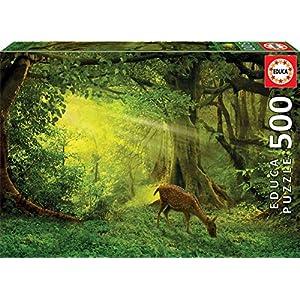 Educa Borras 500 Cerbiatto Puzzle 17958