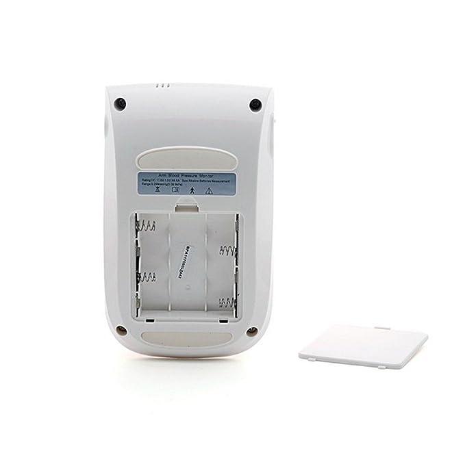 WAOBE Esfigmomanómetro Aneroide de Liberación de Aire - Monitor de Presión Arterial Profesional con Esfigmomanómetro Electrónico de Tipo de Brazo de Hogar: ...