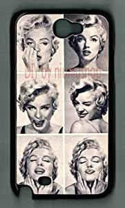 Marilyn Monroe M082 Hard Case Skin For HTC One M8 Case