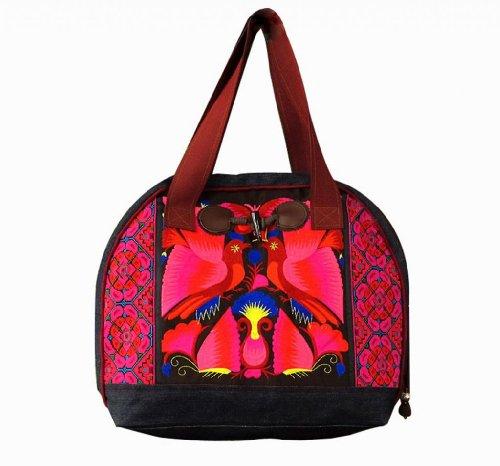 Diseño Satchel Bolsos 111 Mujer De Personalizado Bandolera Artesanía Cuero AacqcfWSrg