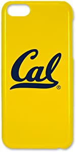 Guard Dog NCAA Cal Berkeley Golden Bears Case for iPhone 5C, Yellow, One Size