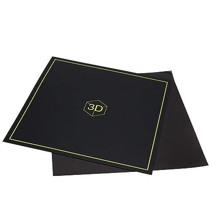 ETbotu - Adhesivo magnético para impresión de cama, 300 x ...