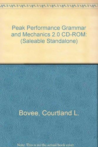 Peak Performance Grammar and Mechanics 2.0